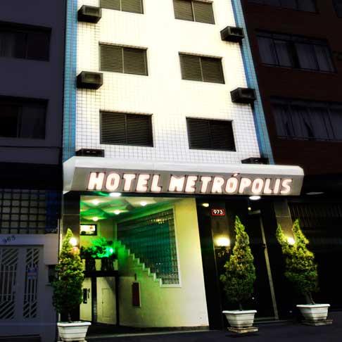 Hotel Metrópolis